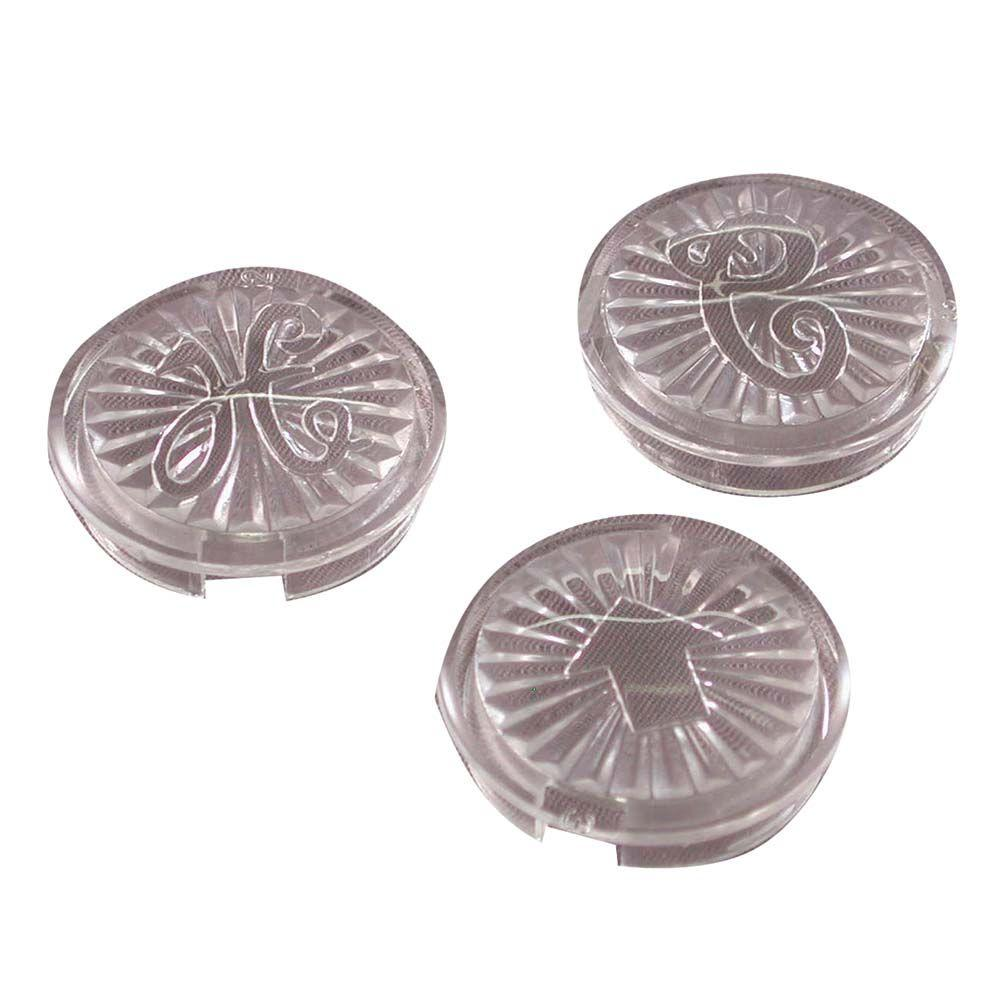 DANCO Clear Index Buttons for Faucets-88014 - The Home Depot