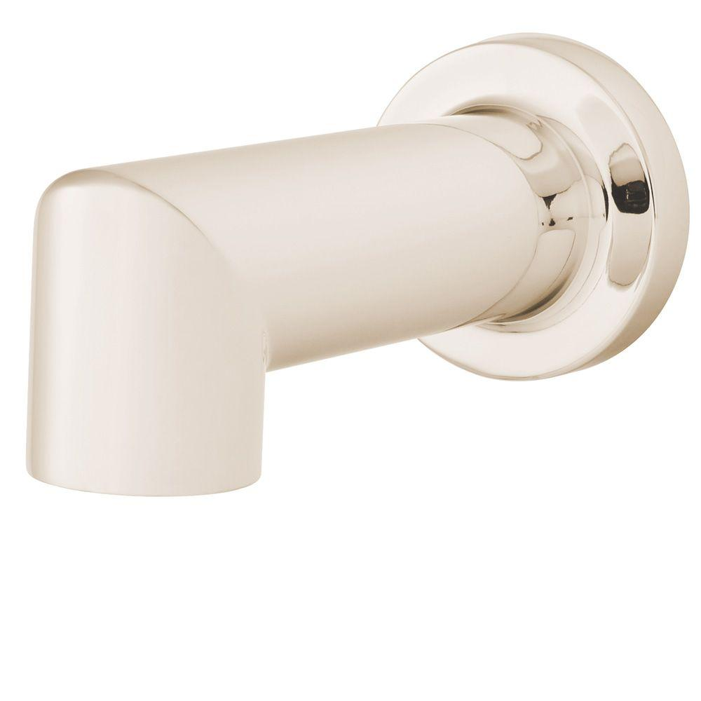 Speakman Neo Tub Spout in Polished Nickel (Valve and Hand...