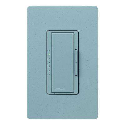 Maestro Dimmer for Incandescent and Halogen, 1000-Watt, Single-Pole/3-Way/Multi-Location, Bluestone