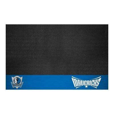 Dallas Mavericks 26 in. x 42 in. Grill Mat