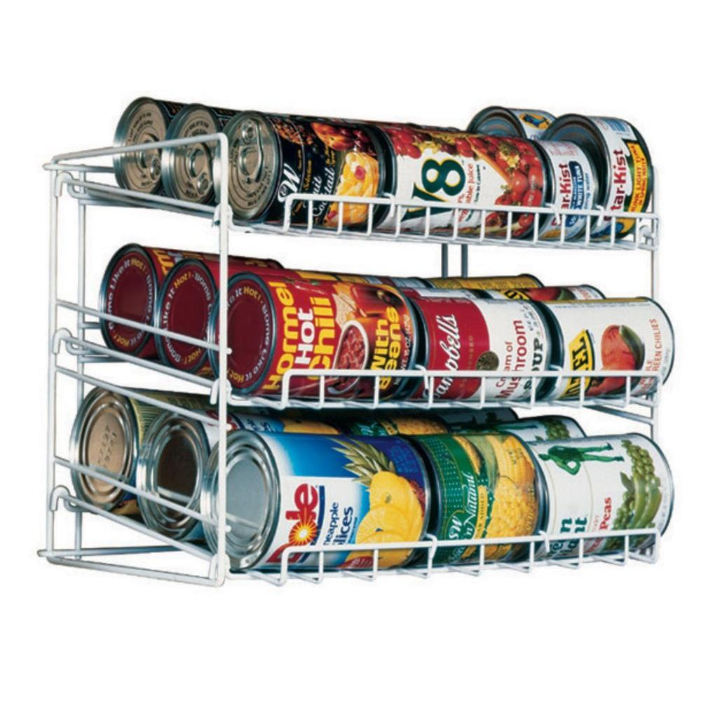Atlantic The Original Can Rack in White