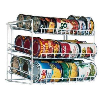 The Original Can Rack in White
