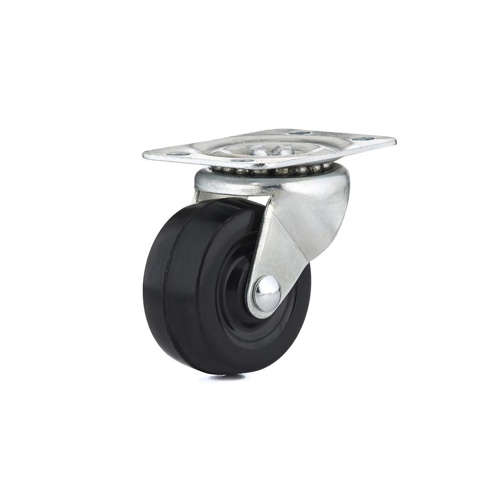 Richelieu Hardware 2 in. General-Duty Rubber Swivel Caster