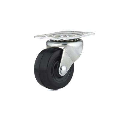 2 in. General-Duty Rubber Swivel Caster