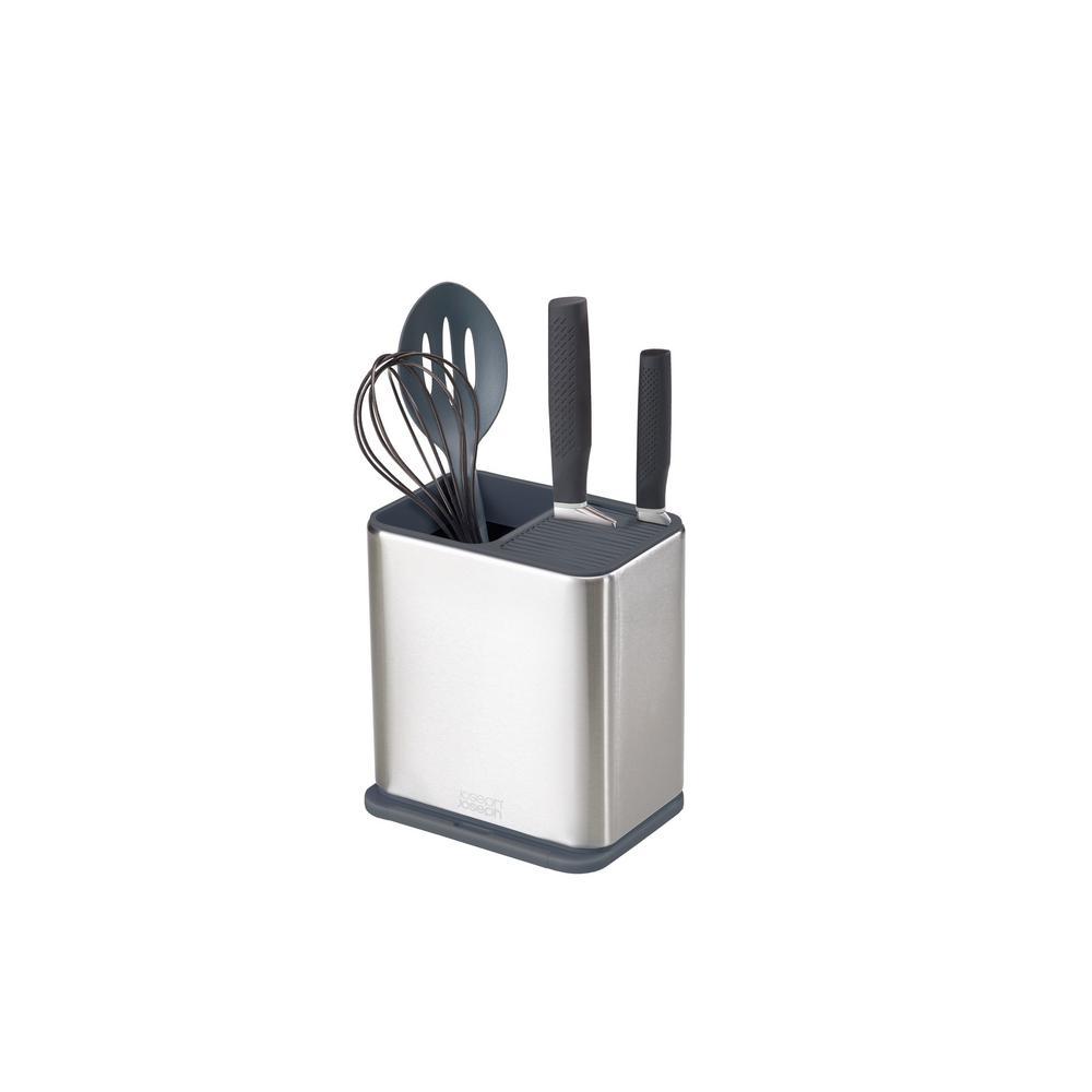 Surface Stainless-Steel Utensil Pot