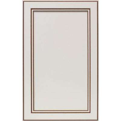 Installed Cabinet Refacing Rigid Thermafoil Doors