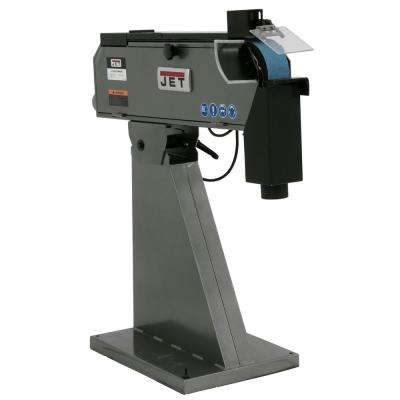 4 HP 3 in. x 79 in. Stationary Belt Grinder, 220-Volt, BG-379-1
