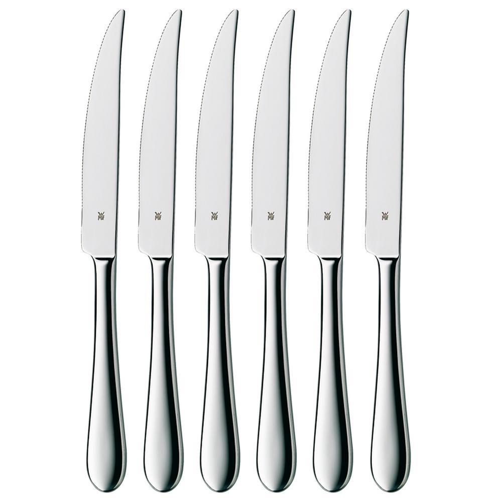 wmf signum steak knives in 6 piece set the home depot. Black Bedroom Furniture Sets. Home Design Ideas