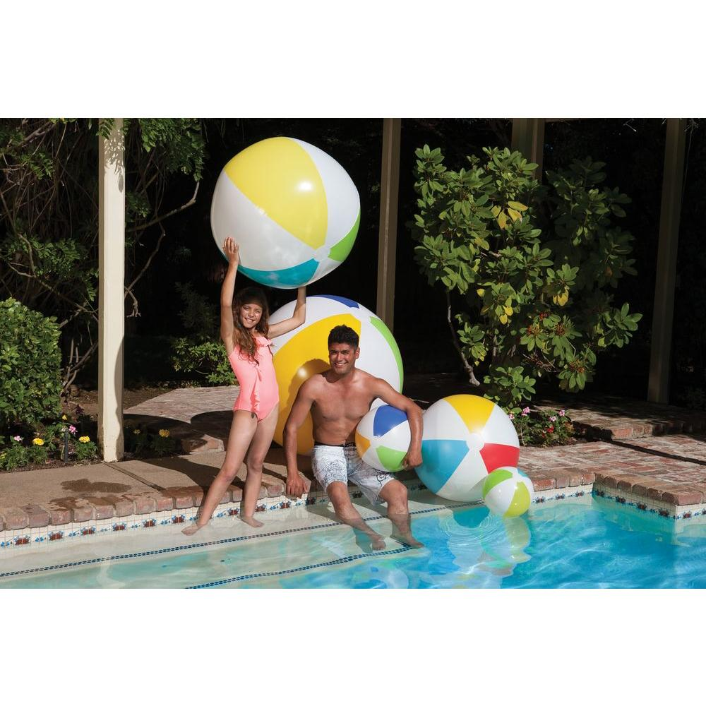 Poolmaster 60 inch Play Swimming Pool and Beach Ball