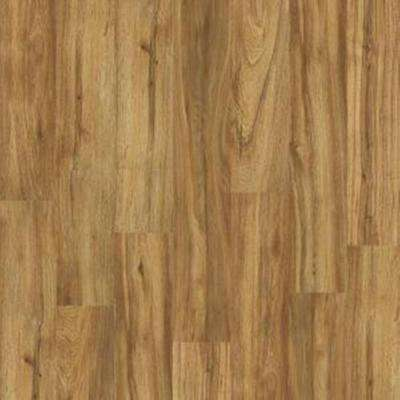 Native Collection II Oak Plank Laminate Flooring - 5 in. x 7 in. Take Home Sample