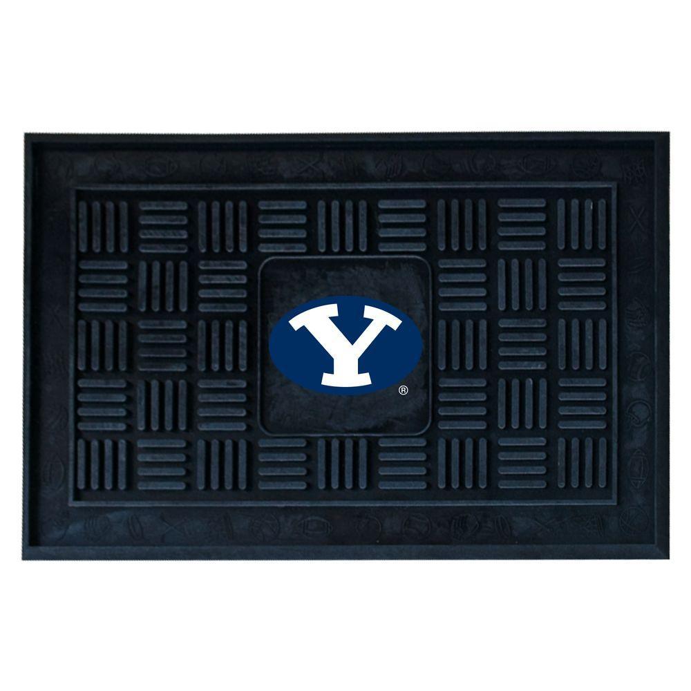 Brigham Young University 18 in. x 30 in. Door Mat