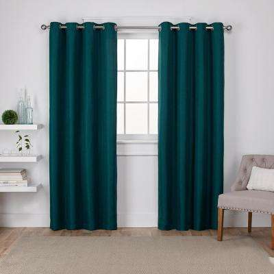 interior teal blackout curtains inches pair thermal turquoise designing blue x home grommet co insulated curtain aurora panel solid worldwidemed