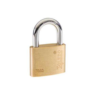 50 mm Brass Keyed Padlock