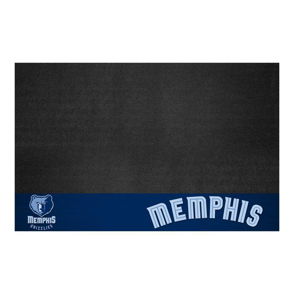Memphis Grizzlies 26 in. x 42 in. Grill Mat