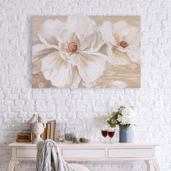 Pinnacle Bloomin Beauties Floral Canvas Wall Art
