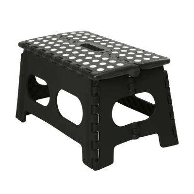 15.8 in. x 9.8 in. x 8.9 in. Folding Extra Wide Step Stool