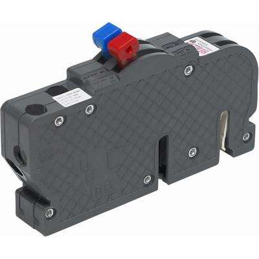 New UBIZ Thin 15 Amp/20 Amp 3/4 in. 1-Pole Zinsco Twin Replacement Circuit Breaker