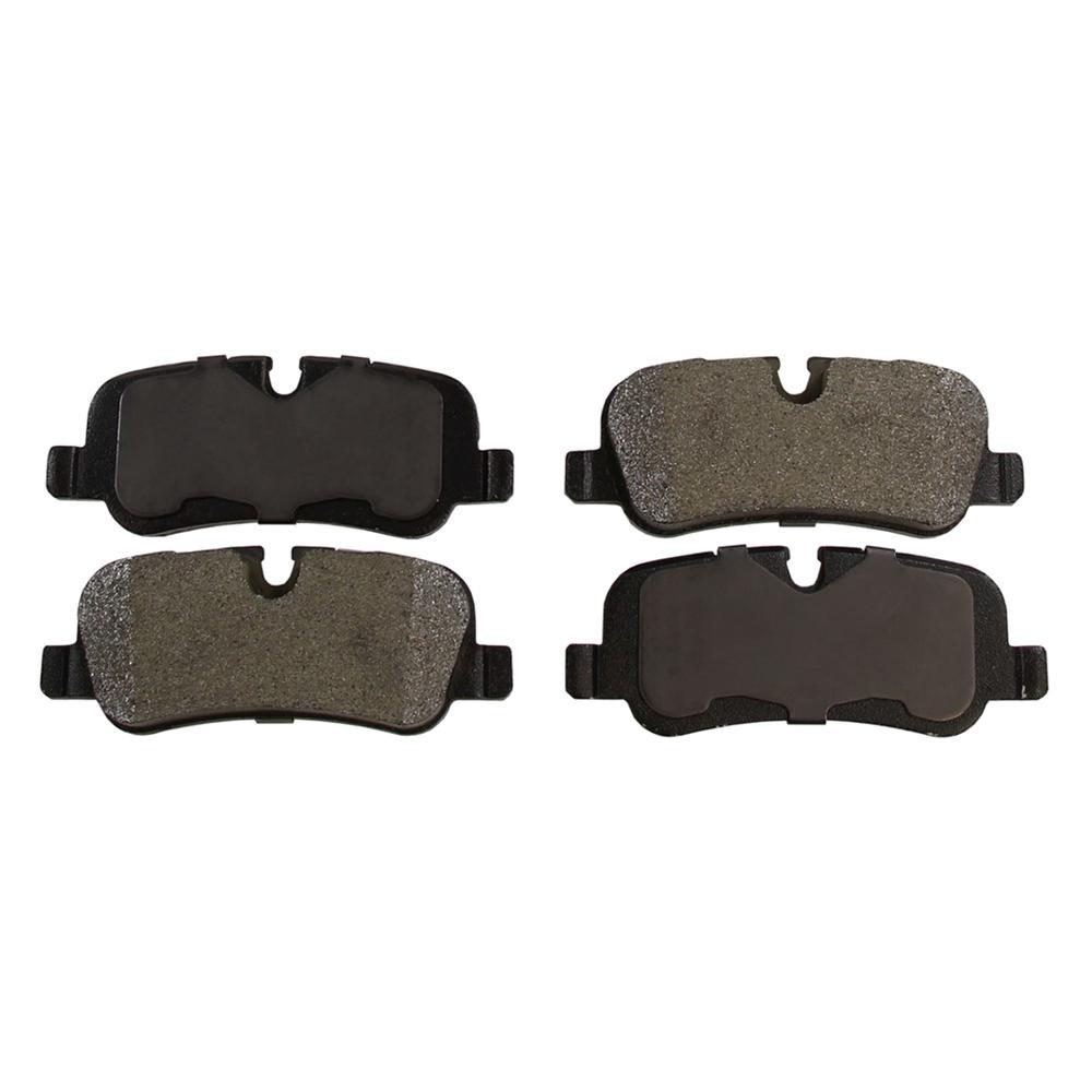 Front Brake Pads for LAND ROVER Semi-Metallic LR3 Range Rover Range Rover Sport