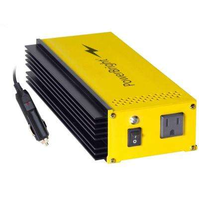12-Volt DC to AC 300-Pure Sine Inverter