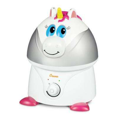 Adorable Ultrasonic Cool Mist Humidifier - Unicorn
