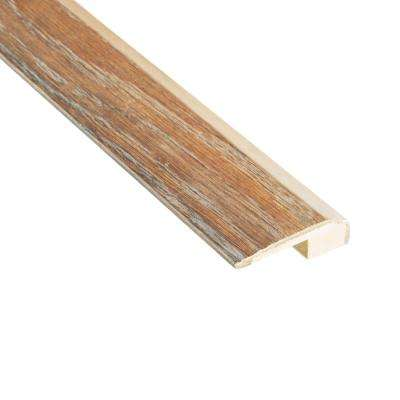 Avani Acacia 3/8 in. Thick x 2-1/8 in. Wide x 78 in. Length Carpet Reducer Molding