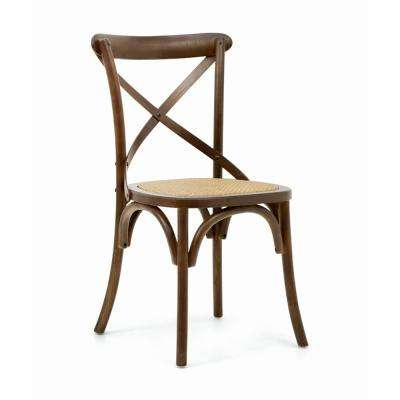 Paris Cinnamon Side Chair (Set of 2)