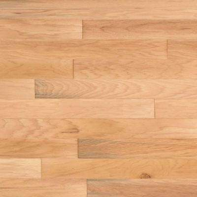 Vintage Hickory Sea Mist 3/4 in. Thick x 4 in. Wide x Random Length Solid Real Hardwood Flooring (21 sq. ft. / case)