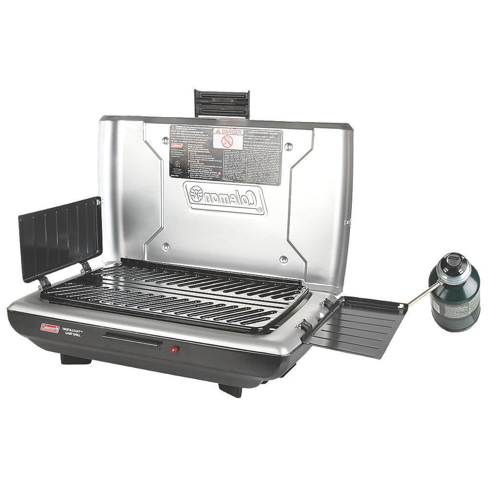 PerfectFlow InstaStart 11000 BTU Portable Propane Grill