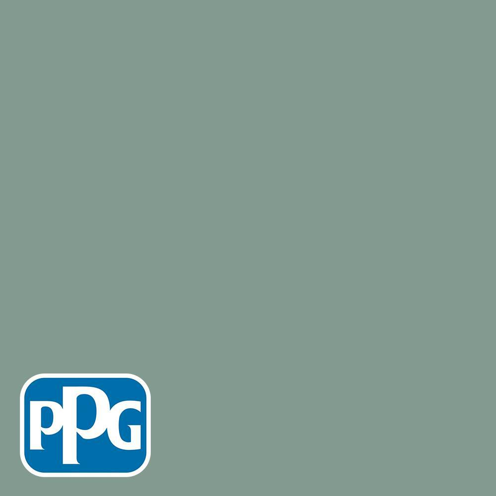 Hdgb12u Calming Green Waters Satin Interior Paint With Primer