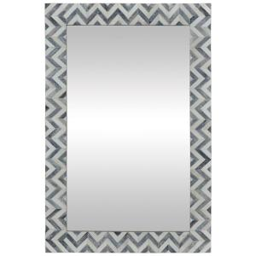Renwil Abscissa 36 inch H x 24 inch W Rectangular Mirror by Renwil