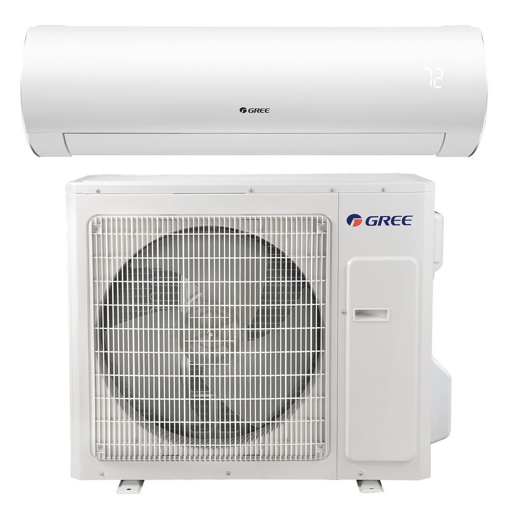 Ramsond 18,000 BTU 1 5 Ton Ductless Mini Split Air Conditioner and