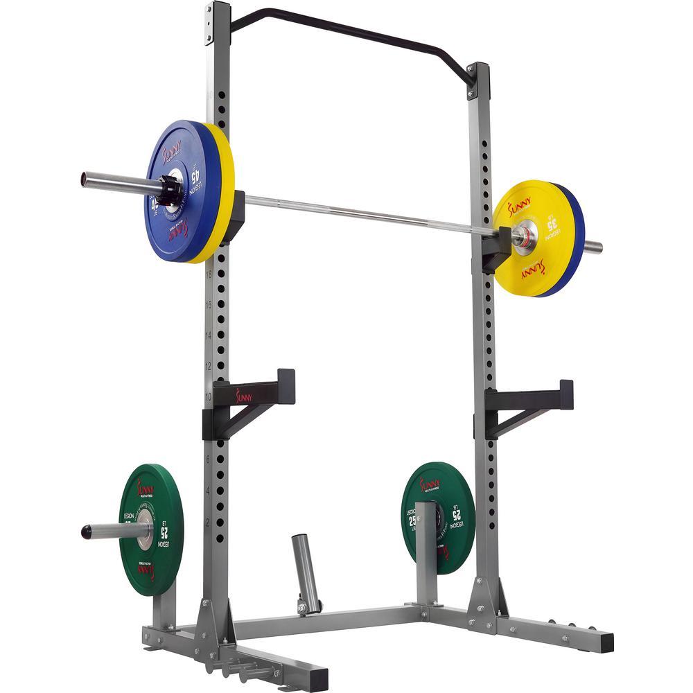 Used Squat Rack >> Sunny Health Fitness Sunny Health And Fitness Power And Squat Rack