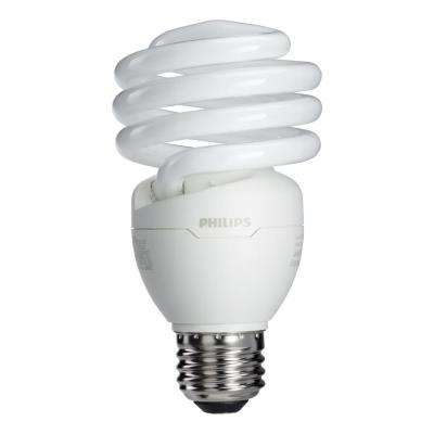 100-Watt Equivalent Daylight (5000K) T2 CFL Light Bulb