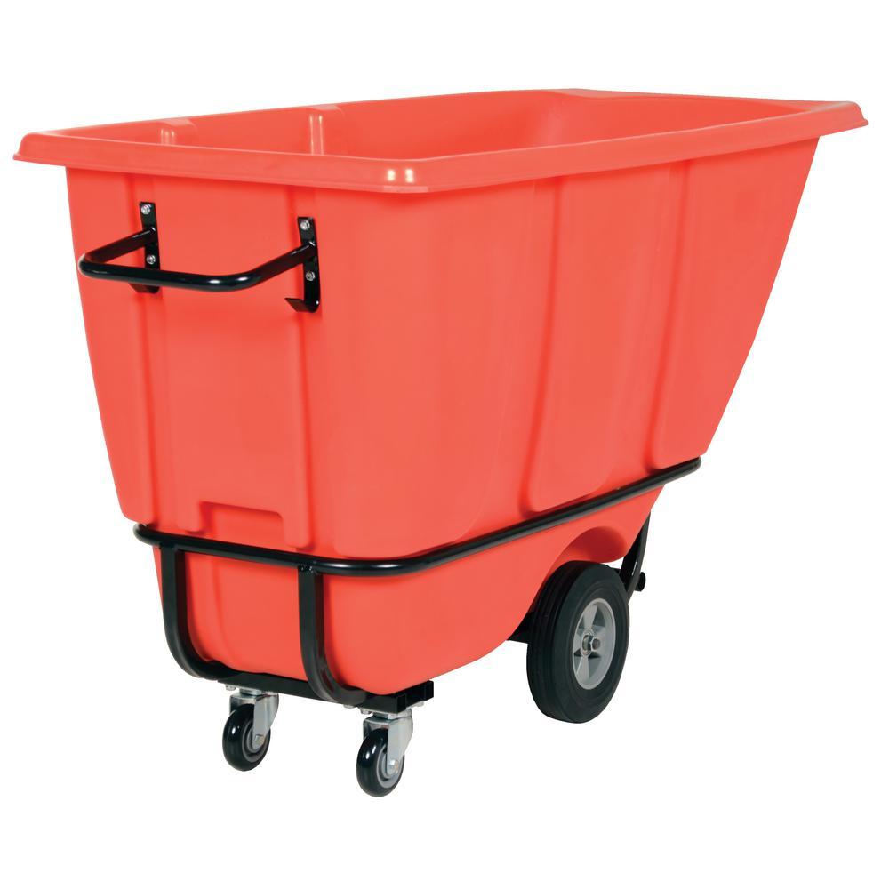 1/2 cu. yds. Heavy Duty Tilt Truck - Red