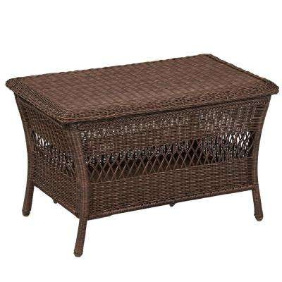 Park Meadows Brown Outdoor Trunk Table