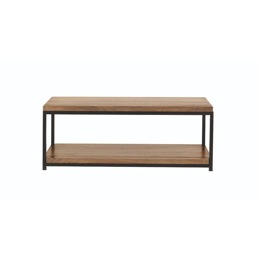Home Decorators Collection Anjou Natural Coffee Table 8847500210 The Home Depot