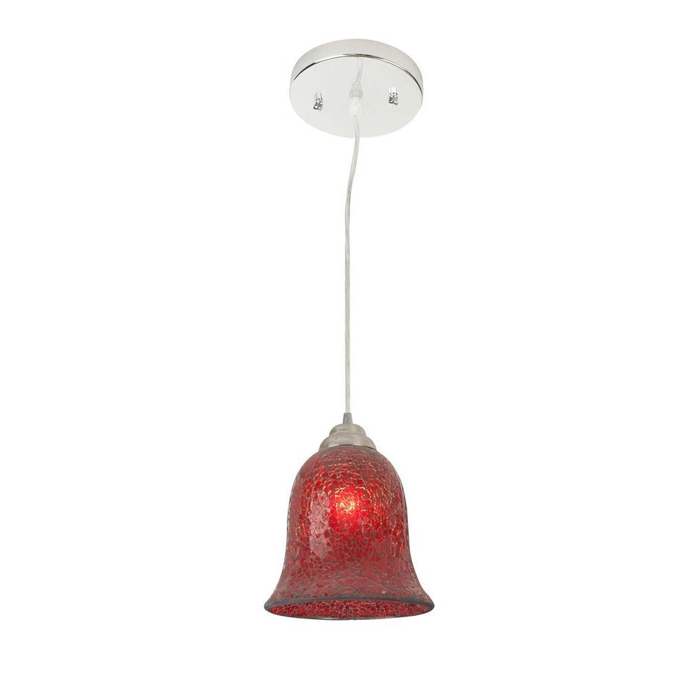 red pendant lighting. Red Pendant Lighting. Xavier 1-light Lighting M
