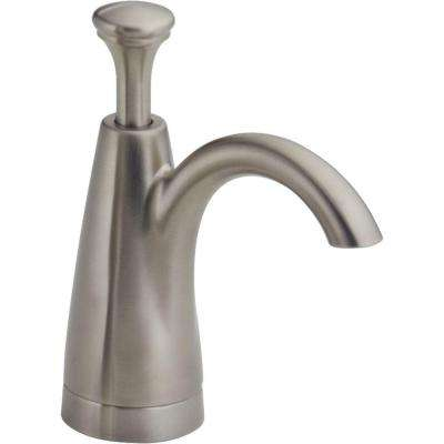 Soap and Lotion Dispenser in Stainless