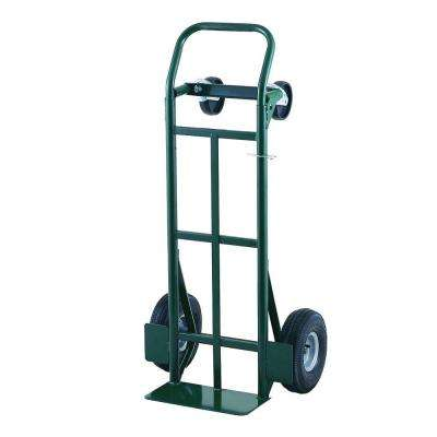 Super Steel 700 lb. Capacity Convertible Hand Truck