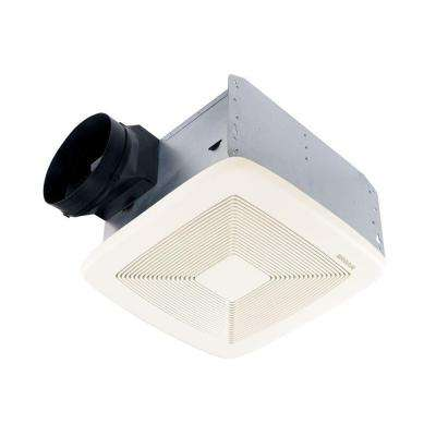 QTX Series Very Quiet 80 CFM Ceiling Exhaust Bath Fan, ENERGY STAR Qualified