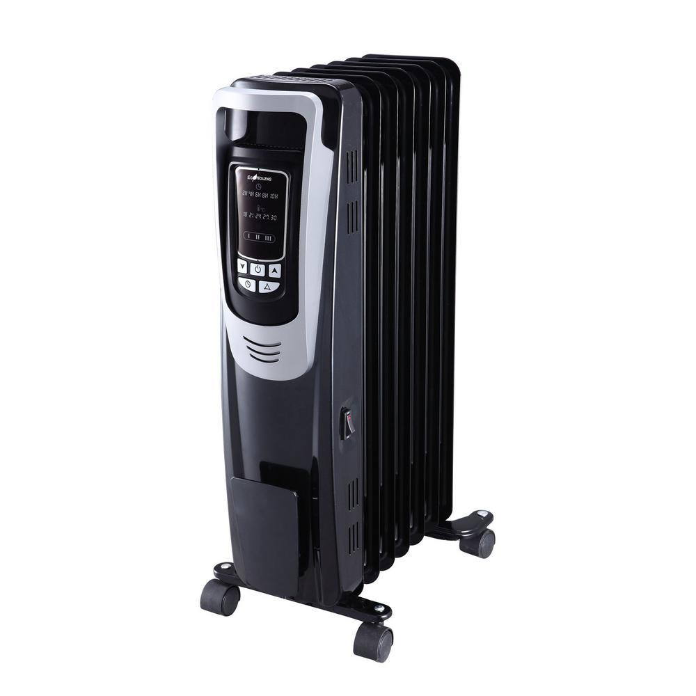 Ecohouzng Digital Oil Filled Heater with Remote