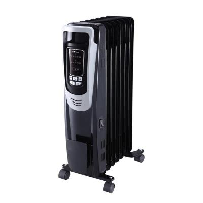 Ecohouzng 1500W Electric Oil Filled Heater with Remote