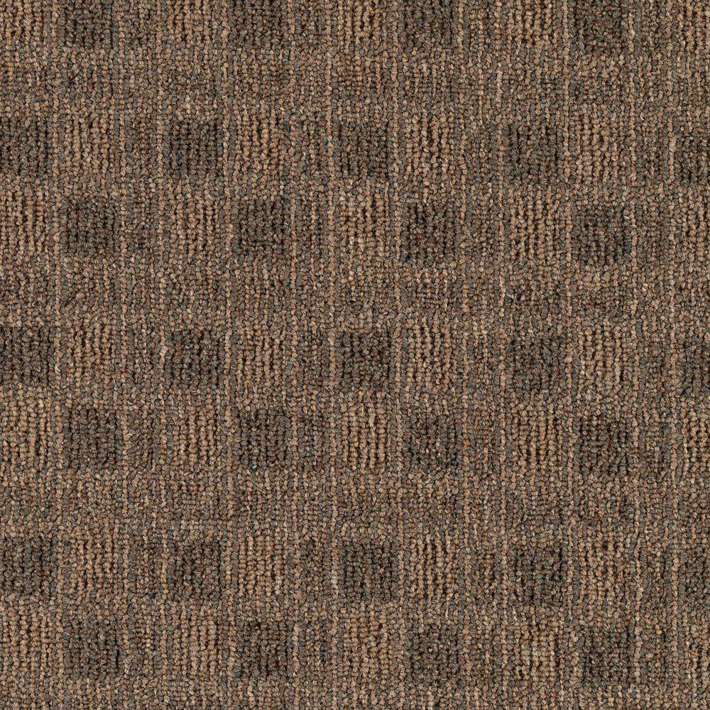 TrafficMASTER Cross Functional - Color Grass Skirt 12 ft. Carpet