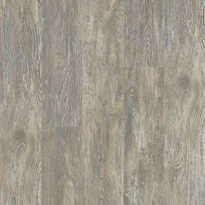 Outlast+ Greyhawk Oak Laminate Flooring - 5 in. x 7 in. Take Home Sample