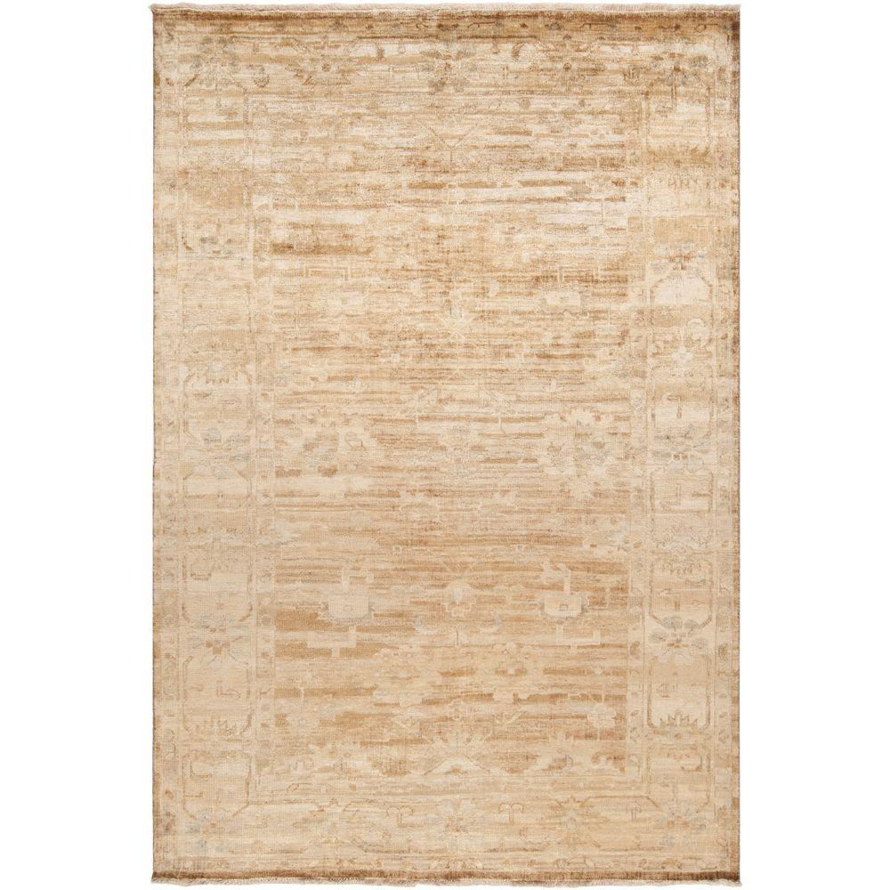 Korei Beige 3 ft. 6 in. x 5 ft. 6 in.