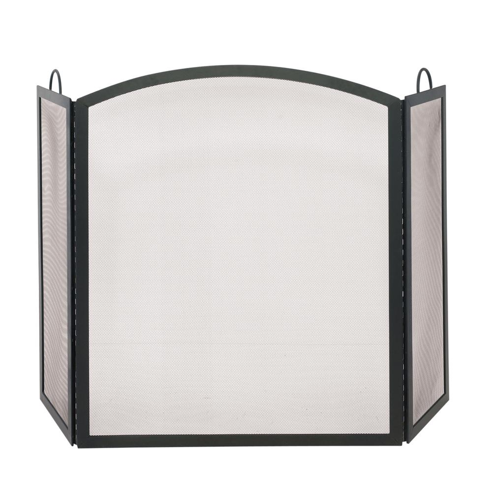 Fireplace Screens - Fireplaces - The Home Depot