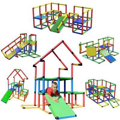 Create and Play Life Size Structures Funphix Jumbo Set