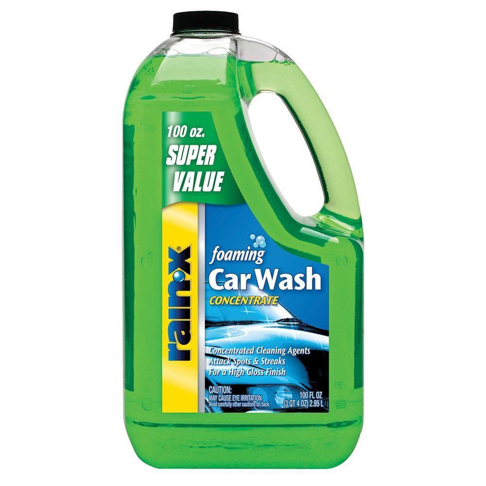 High Foam Car Wash