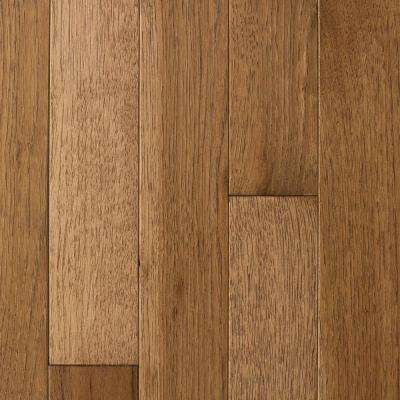 Worn Bark Hickory 3/4 in. Thick x 5 in. Wide x Random Length Solid Hardwood Flooring (20 sq. ft. / case)