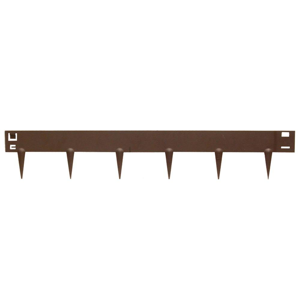 W Old Town Metal Lawn Edging 8940   The Home Depot